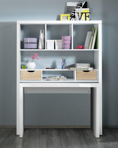 HMW Büro-Set »Shelf & Write«, Regal und Schreibtisch