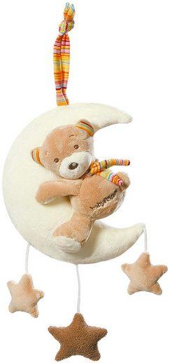 Fehn Spieluhr »Teddy auf Mond«