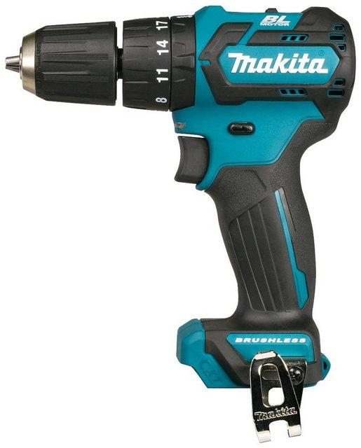 MAKITA Akku-Schlagbohrschrauber »HP332DY1J / HP332DSMJ«, 10,8 V, inkl. Akku und Koffer | Baumarkt > Werkzeug > Bohrer und Schrauber | Makita