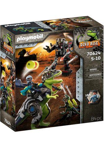 Playmobil ® Konstruktions-Spielset »T-Rex - Kamp...