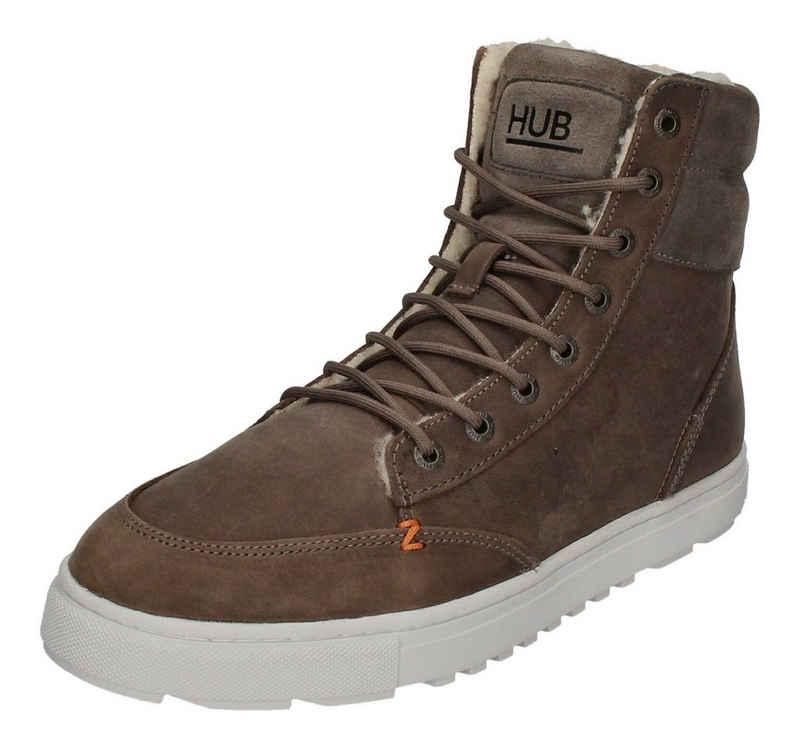 HUB »DUBLIN THUMPER« Sneaker Grey White