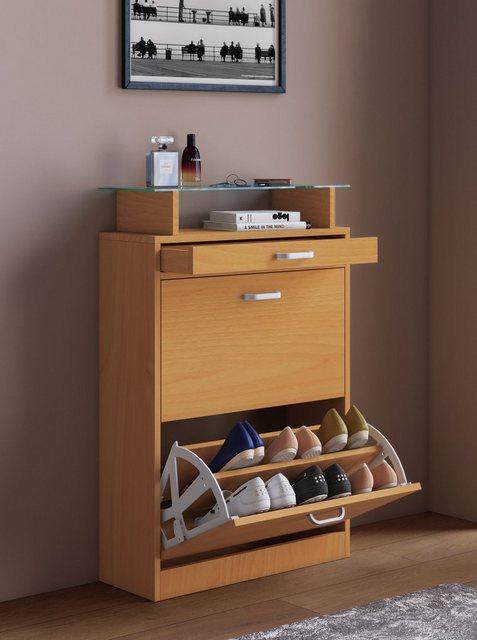 Schuhschränke und Kommoden - VCM Schuhschrank »Schuhschrank für 12 Paar Braso «  - Onlineshop OTTO