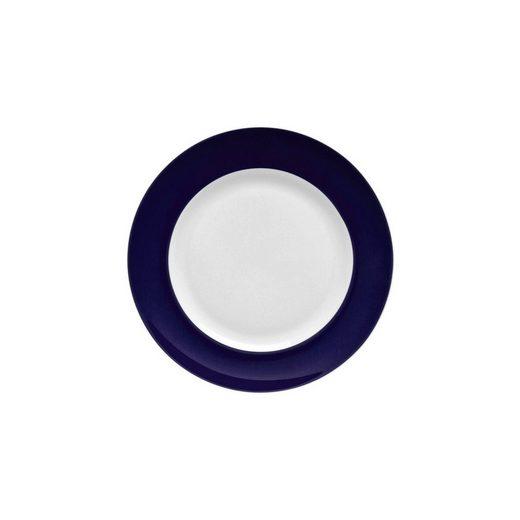 Thomas Porzellan Brotteller »Sunny Day Cobalt blue Brotteller 18 cm«, (1 Stück)