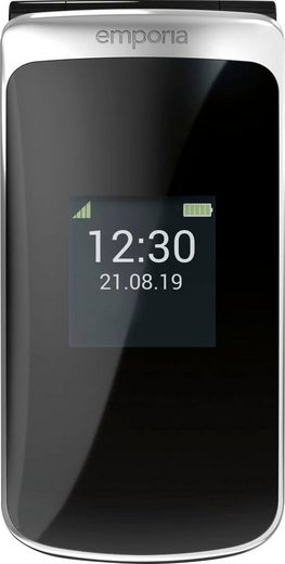 Emporia TOUCHsmart Smartphone (8,5 cm/3,35 Zoll, 8 GB Speicherplatz, 5 MP Kamera)