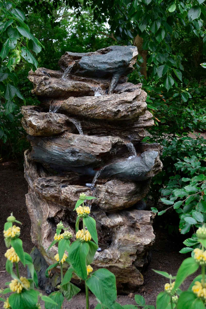 Ubbink Gartenbrunnen »Oakland«, 91 cm Breite, mit Pumpe