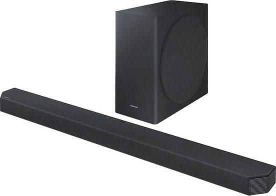 Samsung HW-Q900T 7.1.2 Soundbar (Bluetooth, WLAN, 406 W)