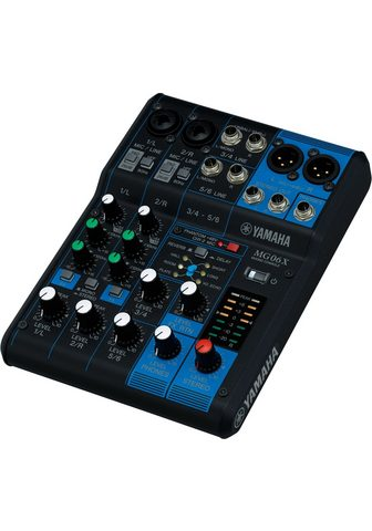Yamaha Mischpult »Mixing Console MG06X« 6-Kan...