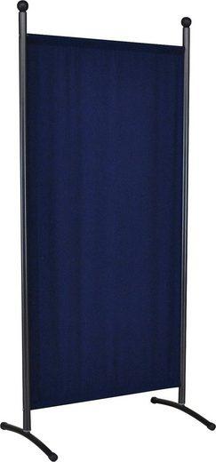 Angerer Freizeitmöbel Stellwand »Klein blau« (1 Stück), (B/H): ca. 82x178 cm