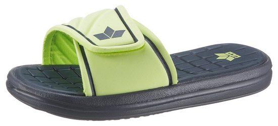 Lico »Barracuda V« Pantolette mit Klettverschluss