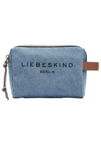 Liebeskind Berlin Kosmetikos krepšelis »Gray Džinsai Cos...