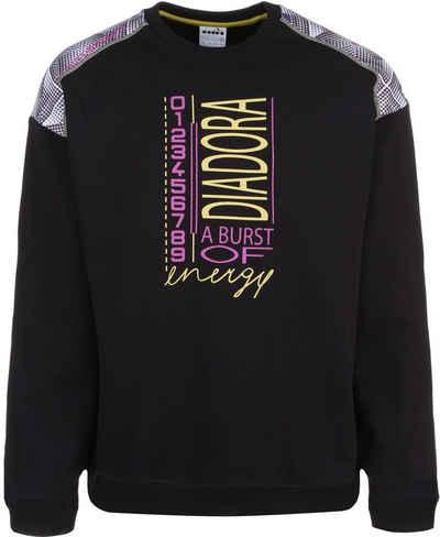 Diadora Sweatshirt »SWEATSHIRT CREW BELLA VITA«