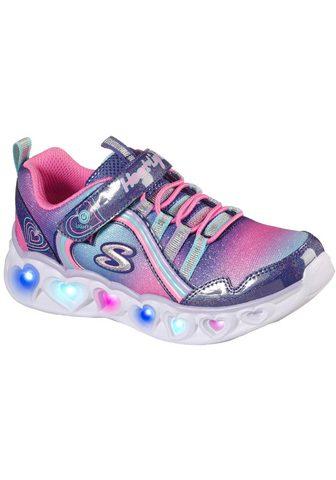 Skechers Kids »HEART LIGHTS« Sneaker su Klettverschl...