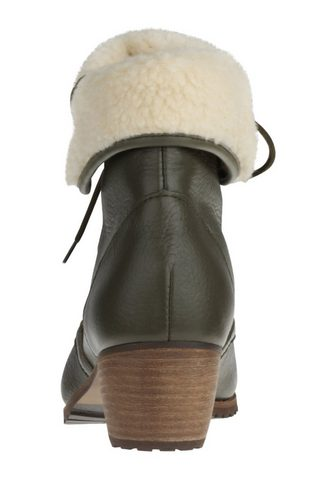 Natural Feet »Ista« aulinukai iš echtem Hirschleder...