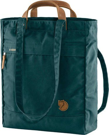 Fjällräven Shopper »Totepack No. 1, glacier green«