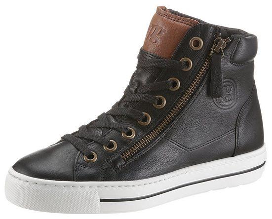 Paul Green Sneaker mit leicht profilierter Sohle