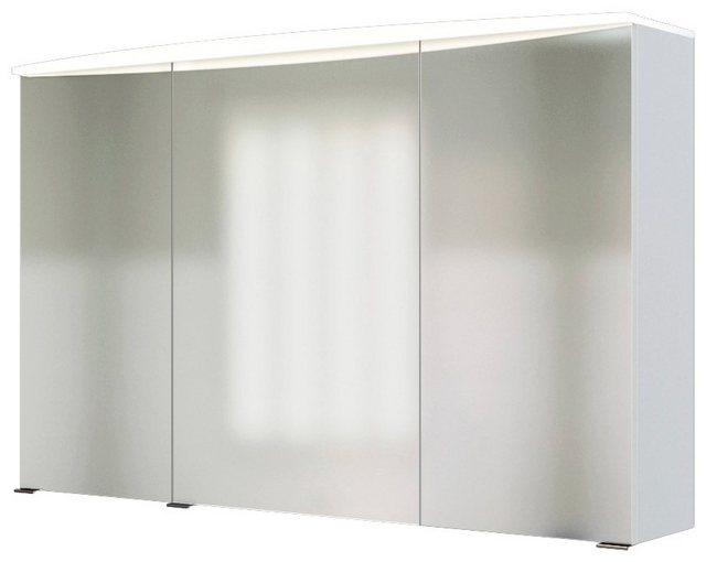 HELD MÖBEL Spiegelschrank »Florida«| Breite 100 cm | Bad > Badmöbel > Spiegelschränke fürs Bad | HELD MÖBEL