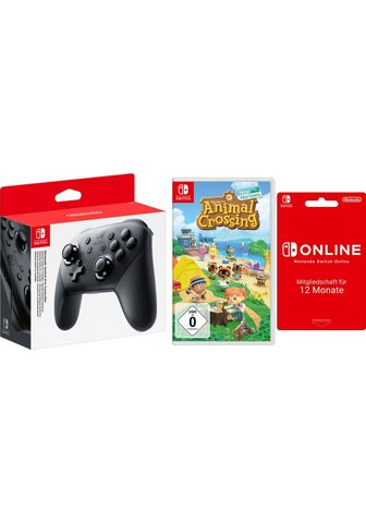 Nintendo Switch »Pro« Controller (inkl. Animal Crossin...