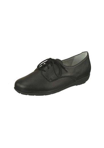 Natural Feet »Schnürer Larissa« Schnürschuh aus hochwertigem Hirschleder