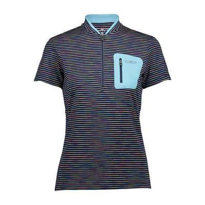 CMP Print-Shirt »CMP Damen Stretch Radtrikot«