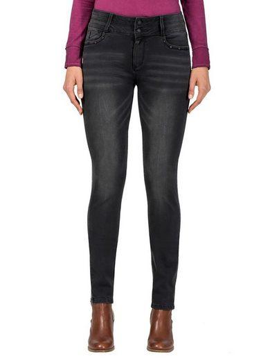 TIMEZONE Slim-fit-Jeans »Enya« Jeanshose mit Stretch