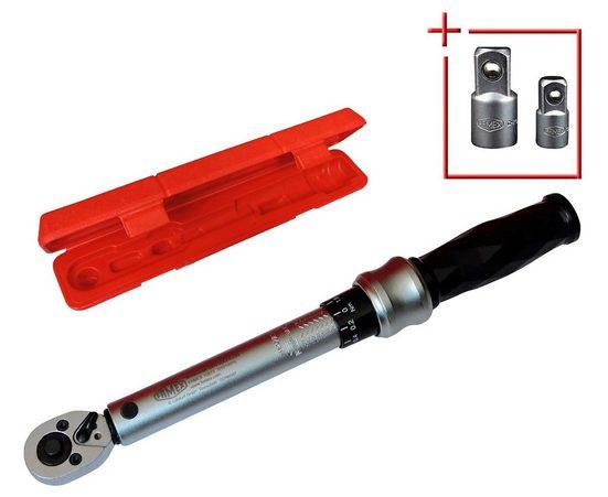 FAMEX Drehmomentschlüssel »Pro R+L«, 6-30 Nm, 6,3 mm (1/4 Zoll) Antrieb
