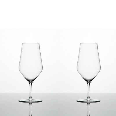 Zalto Glas »Denk´Art Wasserglas Mundgeblasen 2er Set«, Glas