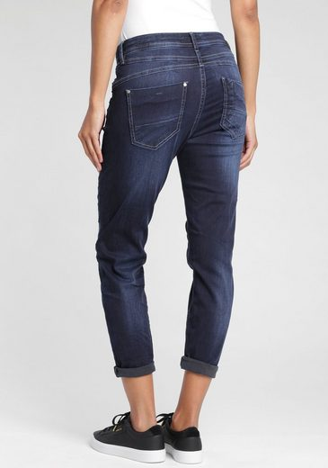 GANG Relax-fit-Jeans »Amelie« im Used-Look