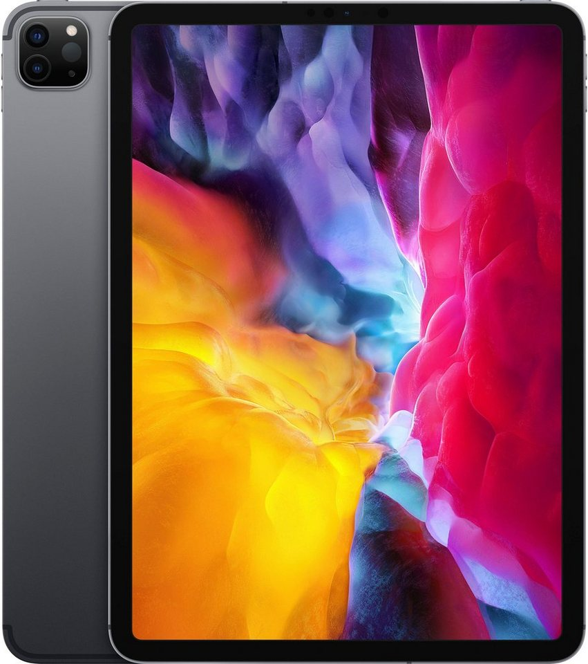 Apple iPad Pro 11.0 (2020) - 512 GB Cellular Tablet (11 ...