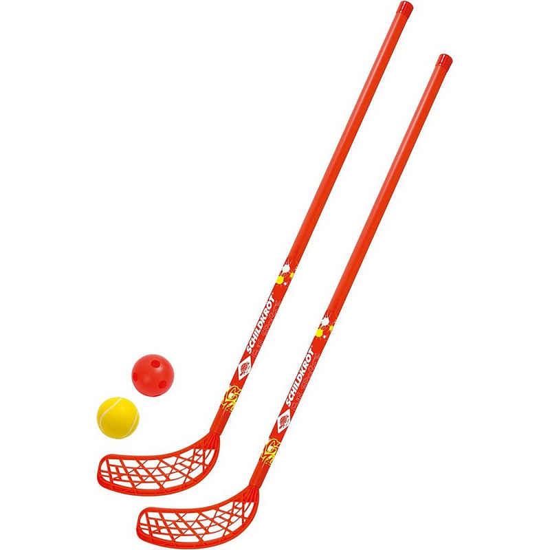 Schildkröt Hockey-Schläger »Floorball Set Fun-Hockey, 4-tlg.«