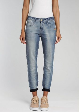 GANG Relax-fit-Jeans »Amelie« in cooler Use...