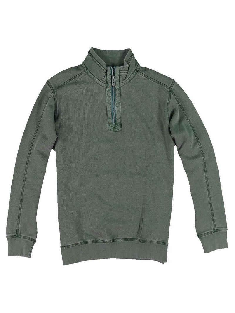 Engbers Sweatshirt »Sweat-Shirt mit Stehkragen«