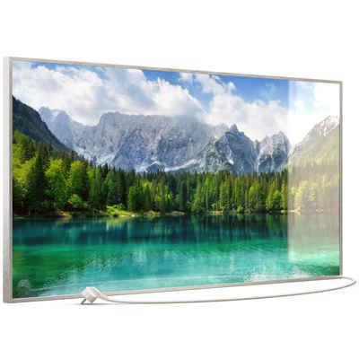 STEINFELD Heizsysteme Infrarotheizung, Glas Bild, 750W 120x60cm, Inklusive Thermostat, viele Motive