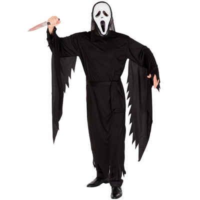 tectake Kostüm »Herrenkostüm Schrei Halloween«