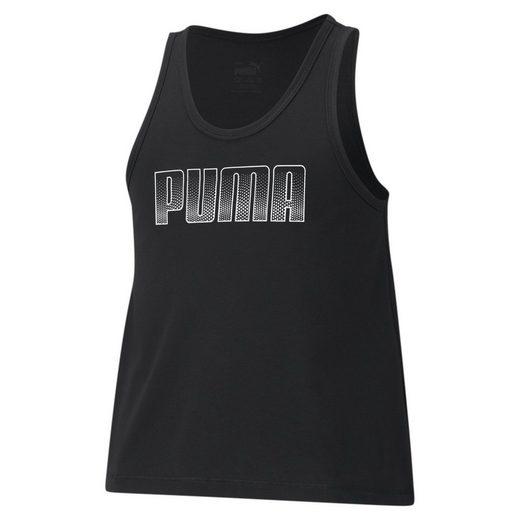 PUMA T-Shirt »Runtrain Jugend Tank-Top«
