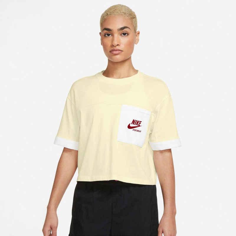 Nike Sportswear T-Shirt »HERITAGE WOMENS T-SHIRT«