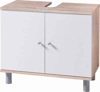 Wilmes Waschbeckenunterschrank »Simply« Badmöbel aus Holzwerkstoff