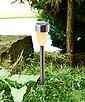 HEITEC LED Gartenleuchte »Tim«, Gartenleuchte, Gehäuse teils aus Edelstahl, Bild 3
