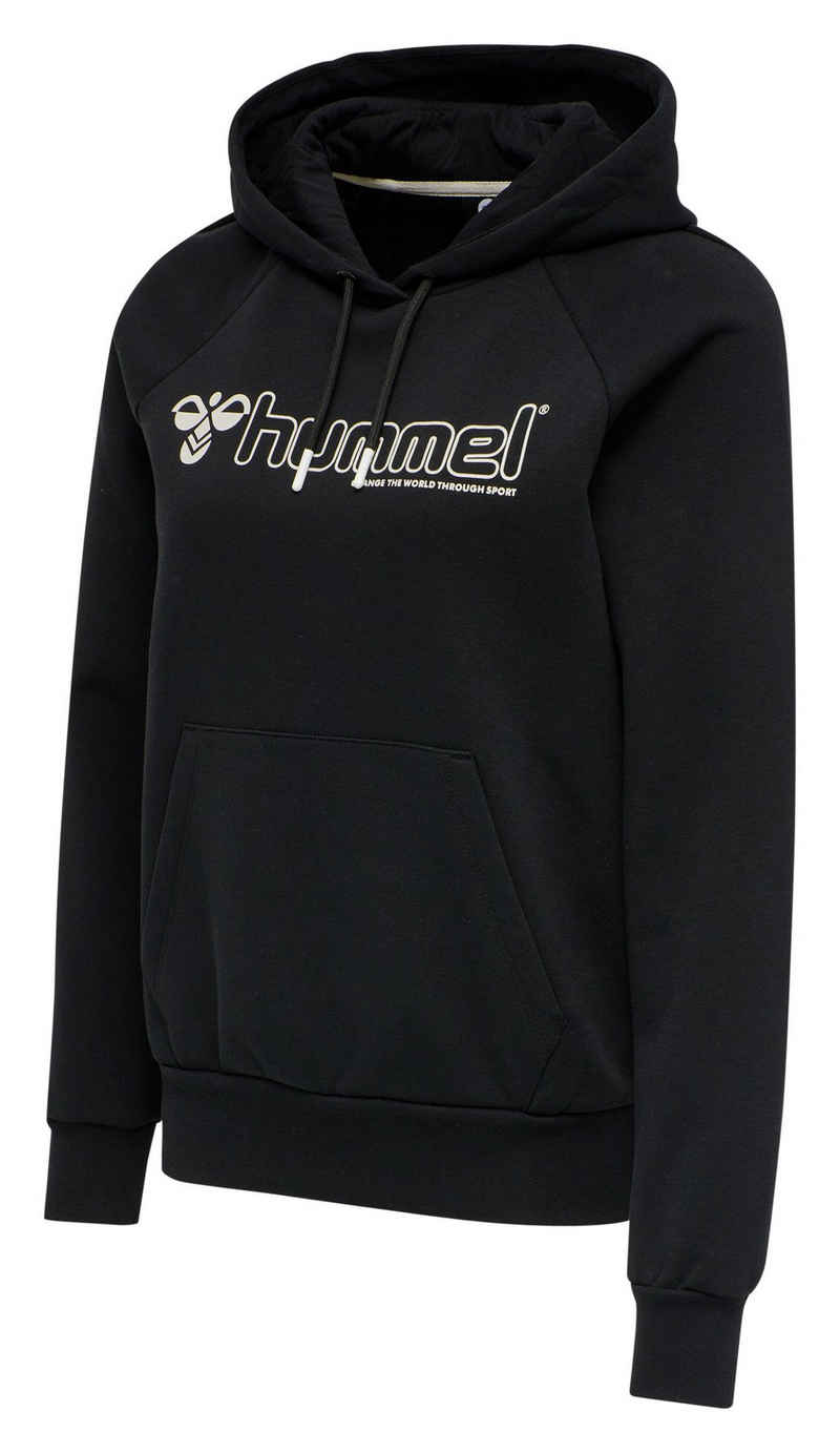 hummel Hoodie Hummel Damen hmlNONI Hoodie Kapuzenpullover Sweatshirt Pullover Sweater
