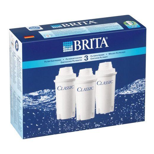 BRITA Wasserfilter Kartusche Classic