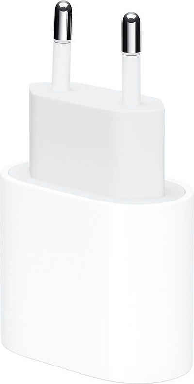 Apple »MHJE3ZM/A« USB-Ladegerät (Kompatibel mit iPhone, iPhone XR, iPhone SE, iPad Air / Mini / Pro, Watch SE, Series 6, Series 5, Series 4, Series 3)