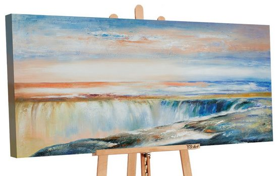 YS-Art Gemälde »Die Kraft der Natur II 150«