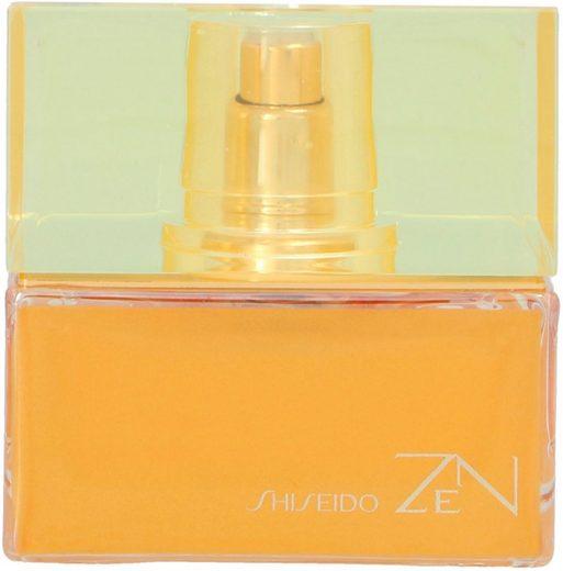 SHISEIDO Eau de Parfum »Zen For Women«