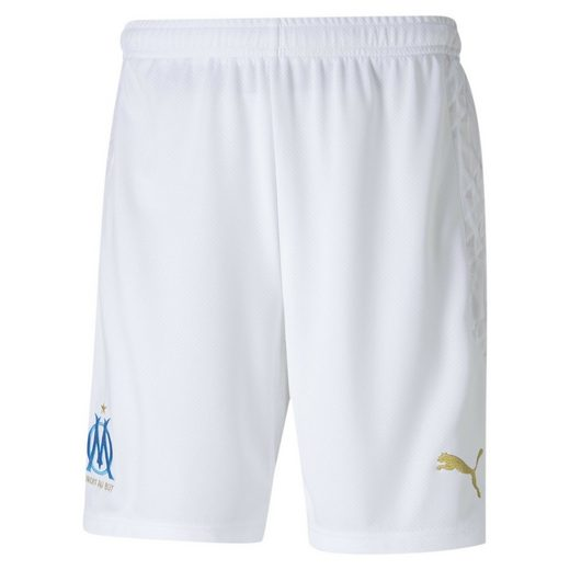 PUMA Jogginghose »Olympique de Marseille Replica Herren Fußballshorts«