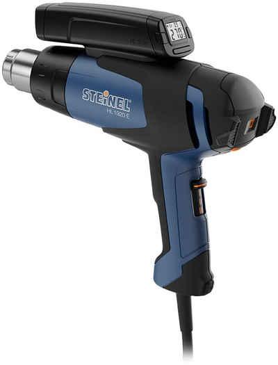 steinel Thermodetektor »Temperaturscanner HL Scan«, Temperaturermittlung mittels LED-Strahl