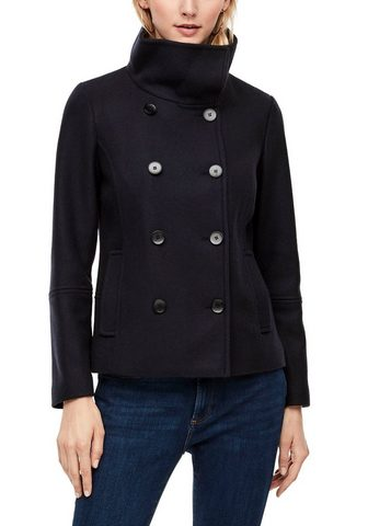 s.Oliver Winterjacke in Caban-Stil