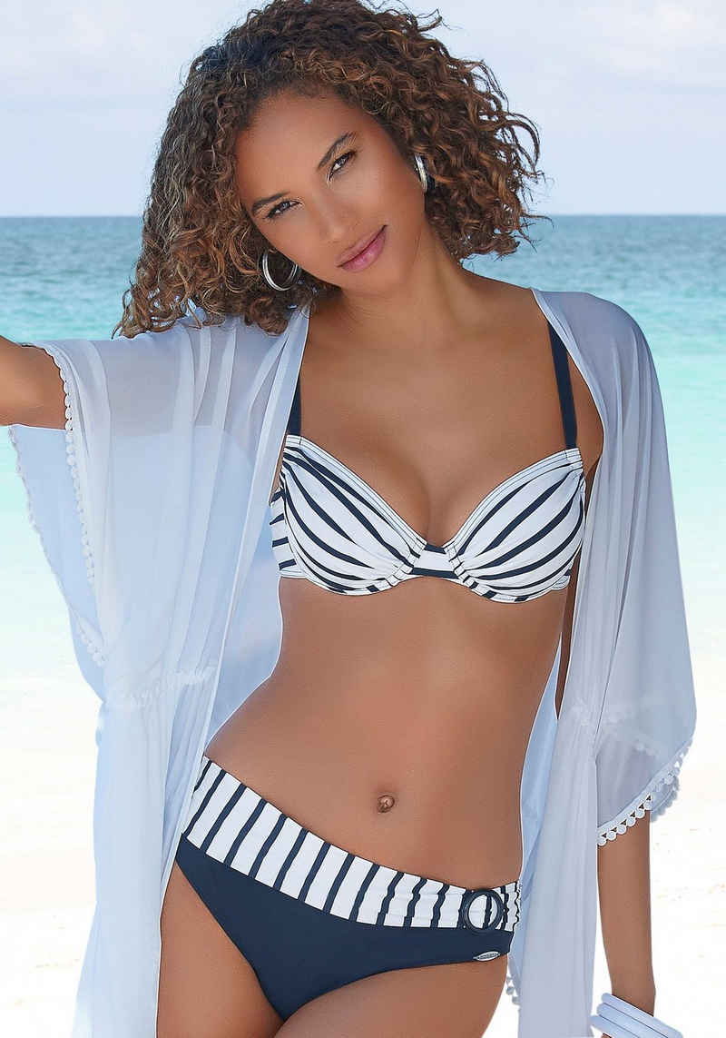 Sunflair Bügel-Bikini mit Ziergürtel vorn