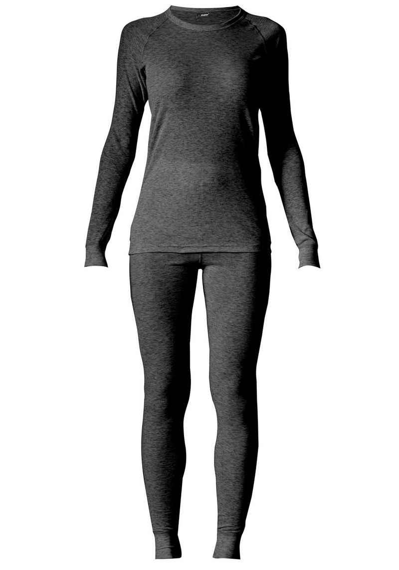 Maier Sports Shirt & Hose »Lena« Schnelltrocknende, atmungsaktive Funktionswäsche