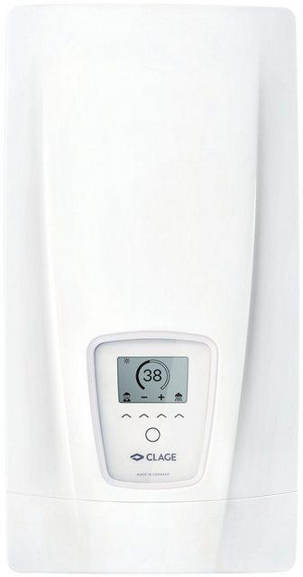 CLAGE Komfort-Durchlauferhitzer »DEX Next«   Baumarkt > Heizung und Klima > Durchlauferhitzer   Clage