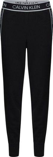 Calvin Klein Performance Jogginghose »PW - KNIT PANTS« mit seitlichem Calvin Klein Logo-Schriftzug