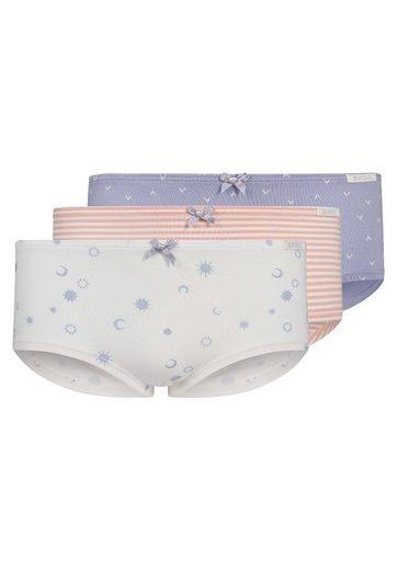 Skiny Panty »Mädchen Pants 3er Pack - Basic, Unterhose, Cotton«